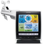 AcuRite Iris™ (5-in-1) Weather Station with Color Display and Weather Ticker