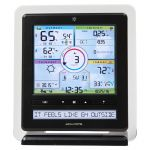 Color Weather Station Display with PC Connect for 5-in-1 Weather Sensors – AcuRite Weather Devices