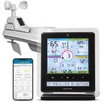 AcuRite Iris™ (5-in-1) Weather Station with PC Connect Display (2nd Gen)