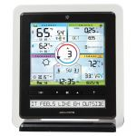 Color Weather Station Display with PC Connect for 5-in-1 Weather Sensors
