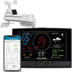 AcuRite Iris™ (5-in-1) Weather Station with Direct-to-Wi-Fi Display