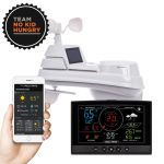 5-in-1 Weather Station with Direct to Wi-Fi Display