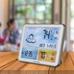 Large Color Display for Weather Station on a Table – AcuRite Weather Monitoring Devices
