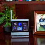 AcuRite Atlas High Definition Touchscreen Display on a Shelf – AcuRite Weather Monitoring Technology