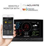 Direct to Wi-Fi Display for 5-in-1 Weather Station - AcuRite Weather Monitoring Devices