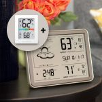 Self-Learning Weather Forecaster + Bonus Humidity Monitor - AcuRite Weather Monitoring dEvices