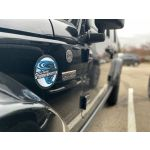 Storm Spotter Magnet on a truck - AcuRite Accessories