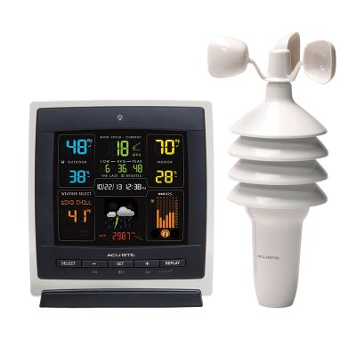 Atlas Weather Station with Access for Remote Monitoring