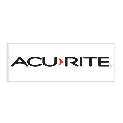 AcuRite Logo Sticker