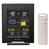 weather station with humidity