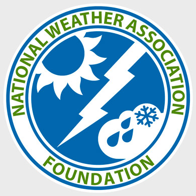 National Weather Association Foundation logo