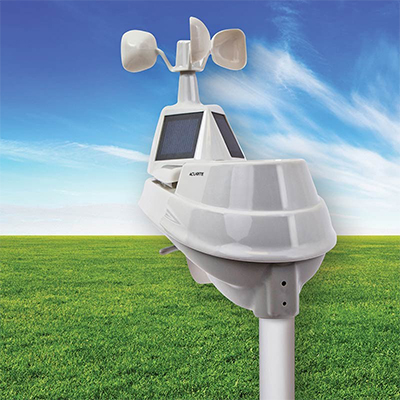 Precision Accuracy - PC Connect Weather Stations AcuRite