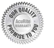 AcuRite Warranty - Our Quality Promise to You