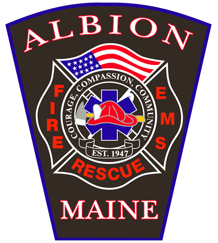 Albion Maine Fire Rescue EMS