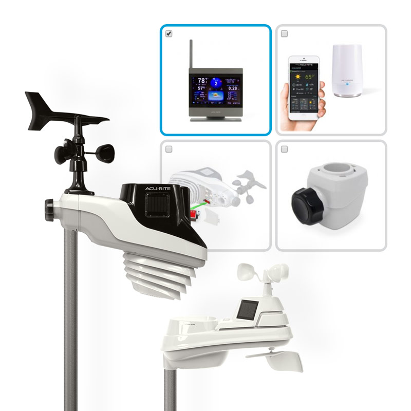 AcuRite Personal Weather Station Builder