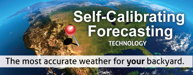 calibration weather forecast technology