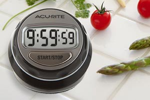 Digital Timers & Kitchen Timers