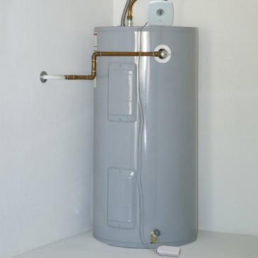 Water Leak Detector on water heater