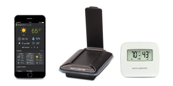 humidity and temperature sensor