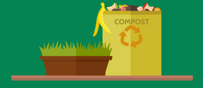 Composting Bins and Piles