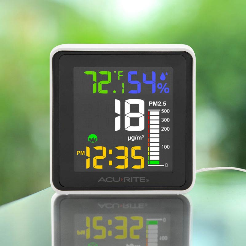 AcuRite AIR Indoor Air Quality Monitor