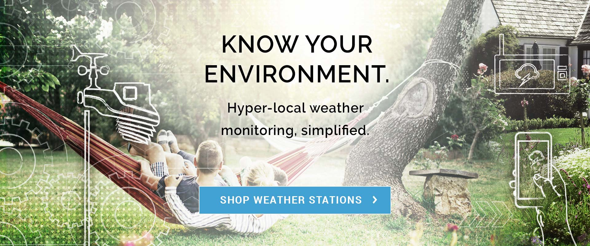 Know Your Environment - Shop Weather Stations