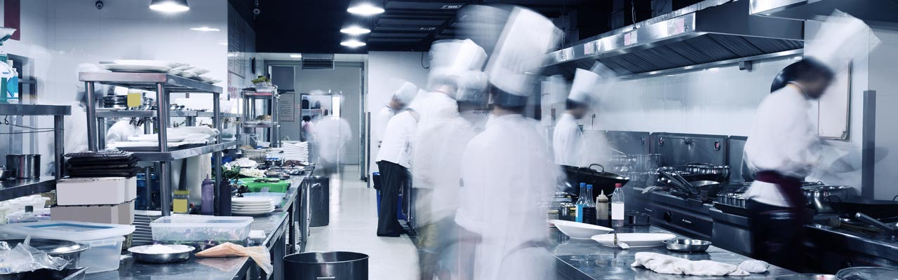 Remote Monitoring for Food Service