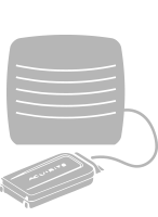 Icon Water Detector