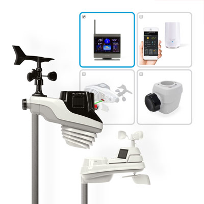 AcuRite ATLAS™ Weather Station with Lightning Detection