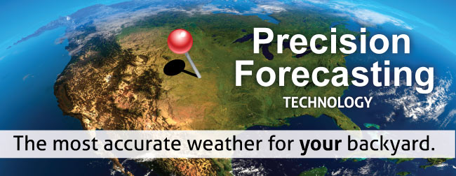 precision forecasting technology