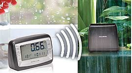 digital rain gauges