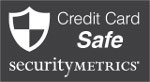 Credit Card Safe SecurityMetrics