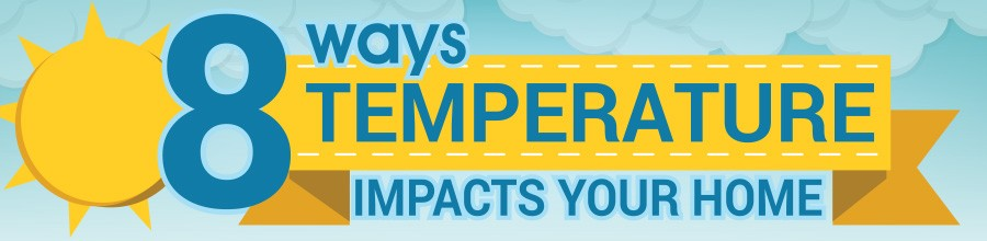 8 Ways Temperature Impacts Your Home
