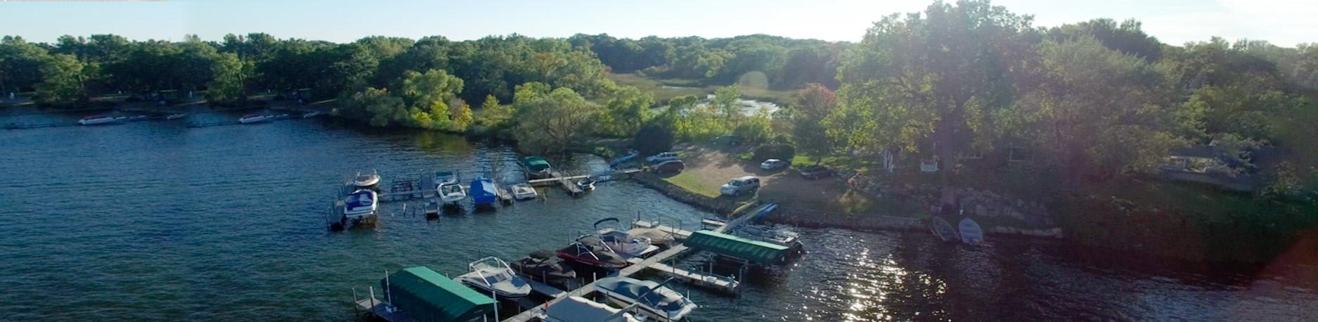 Lindbo Landing Marina uses AcuRite Atlas™