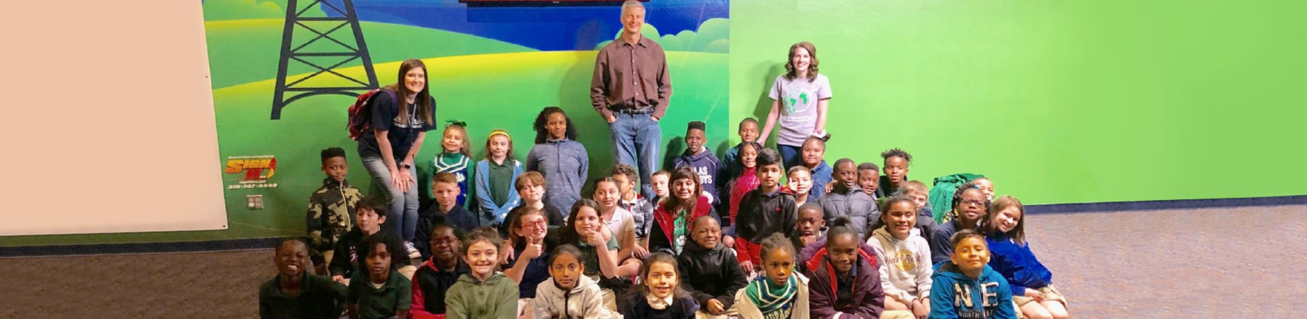 KTBS Junior Weather Watchers and AcuRite