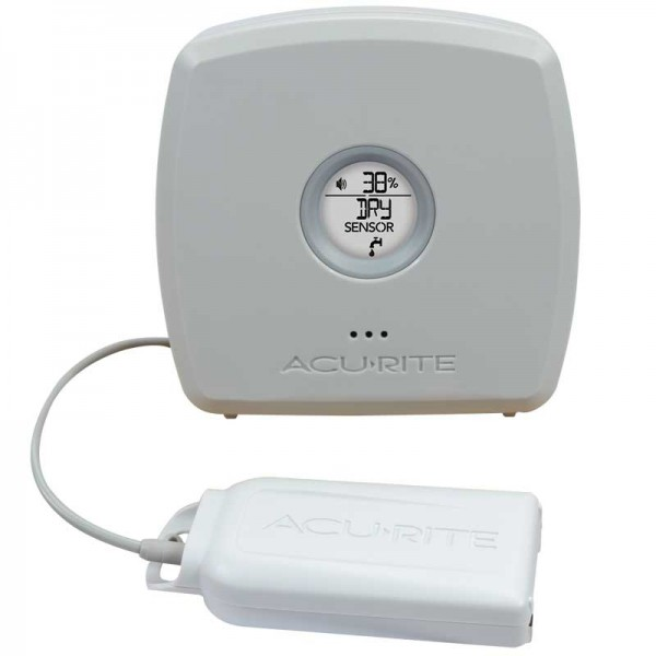 Room Monitor with Water Detector