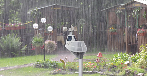 Backyard Weather Station spring cleaning: weather station maintenance | acurite