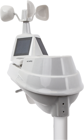 5 in 1 Monitor - AcuRite Weather Monitoring