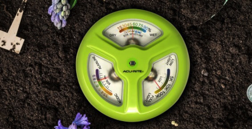 3-in-1 Gardening meter