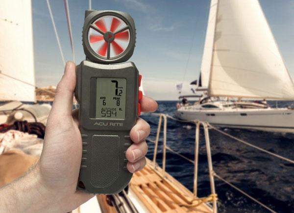 AcuRite Portable Anemometer