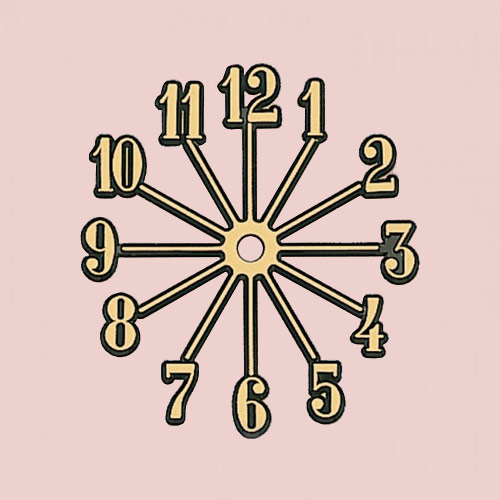 Clock Dial Accessories