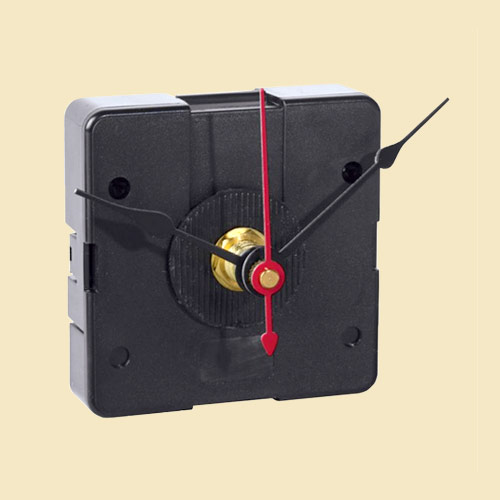 Quartz Clock Movements