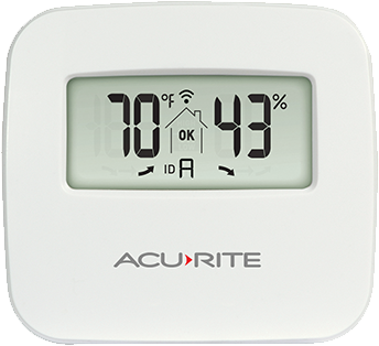 Room Sensor - AcuRite Home Monitoring