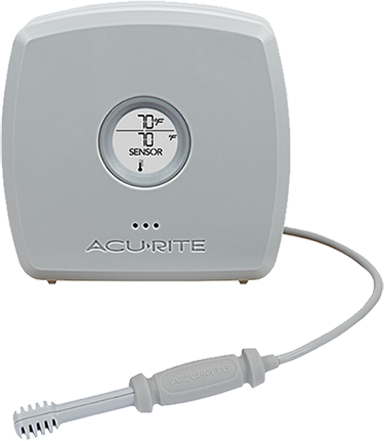 Spot Check Temperature - AcuRite Home Monitoring
